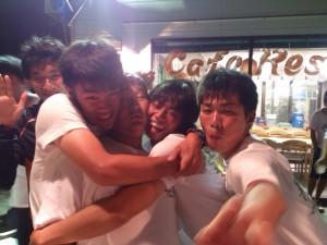 みんな篠ちゃん大好きです。