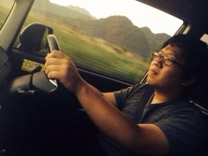 安全運転でお願いします。